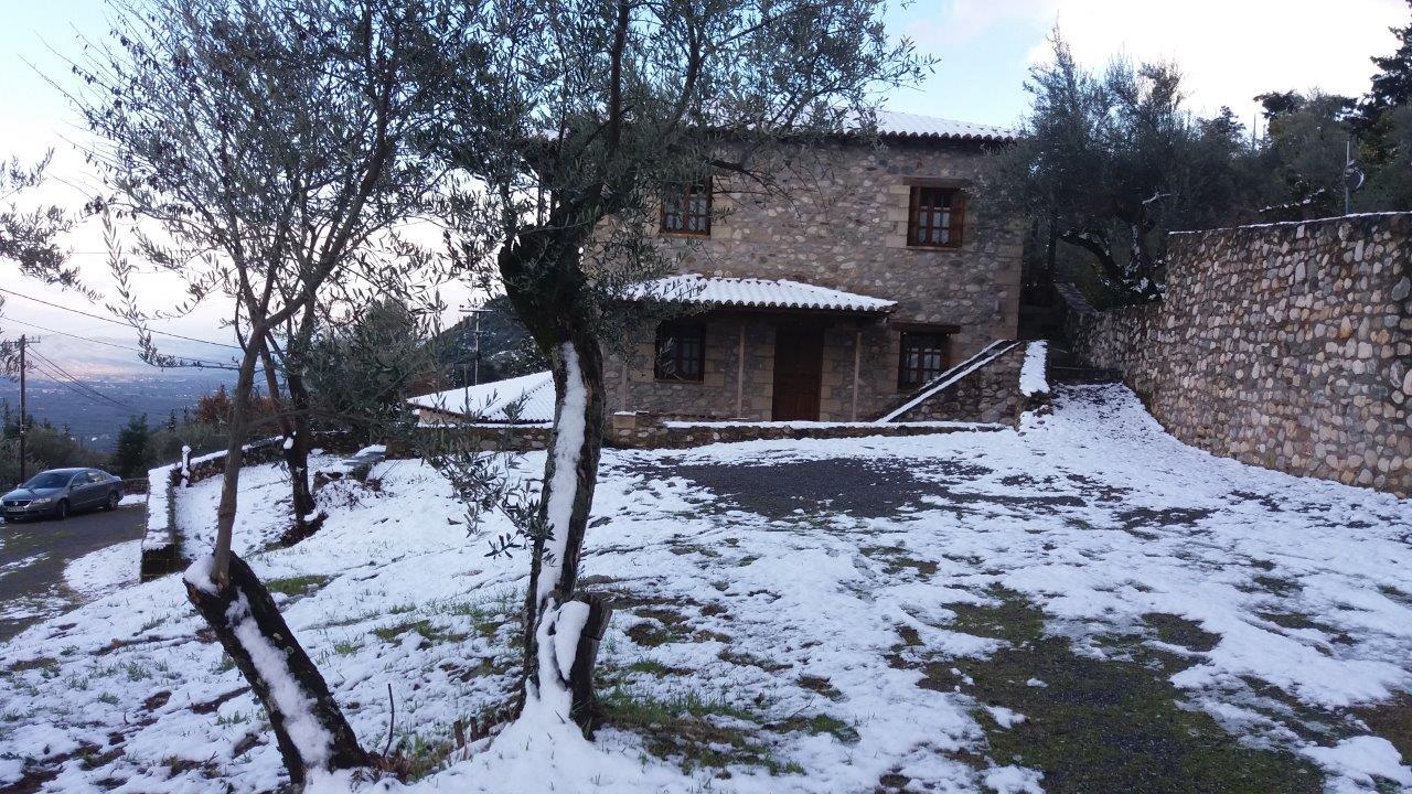 Ξενώνας Πικουλιάνικα - Διαμονή στο Μυστρά Λακωνίας
