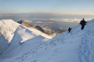 Ταΰγετος Χιονισμένος - Ξενώνας Πικουλιάνικα - Μυστράς